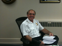 Chief Michael Wolever, Toledo Fire Department