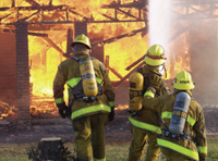 GIS is used throughout the fire service industry.