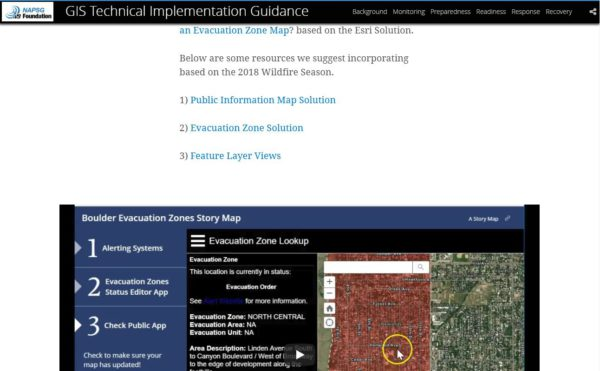 See our GIS Technical Guidance document for more information https://arcg.is/09jGLn