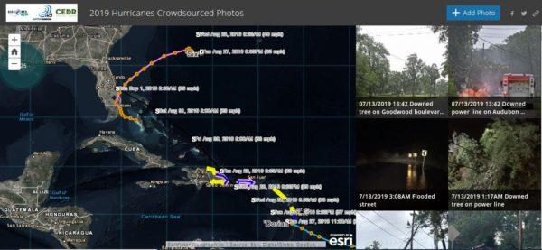 2019 Hurricane GIS & Situational Awareness Resources » NAPSG